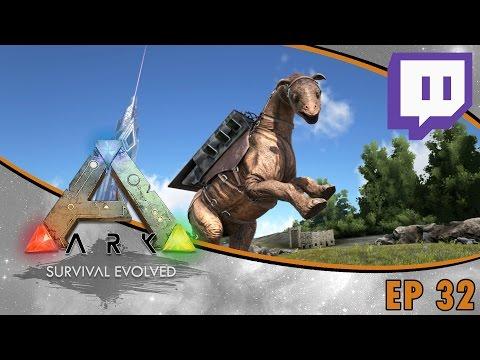 ARK: Survival Evolved | S2 Ep32 | LiveStream Recap, 116 Paraceratherium Tame!!!