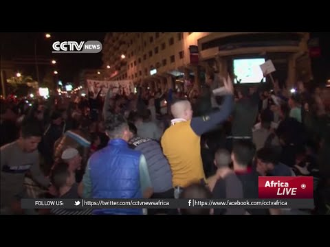 Tangier city residents in Morocco hold demonstrations over high utility prices