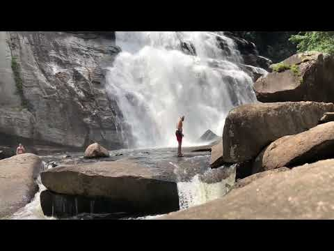 Gorges State Park North Carolina