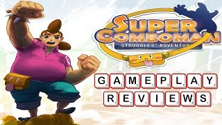 Super Comboman Gameplay & Review PC HD