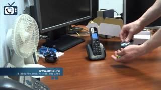 видео Grandstream DP710 - доп трубка