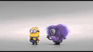 Minions - Evil Minion & Banana HD