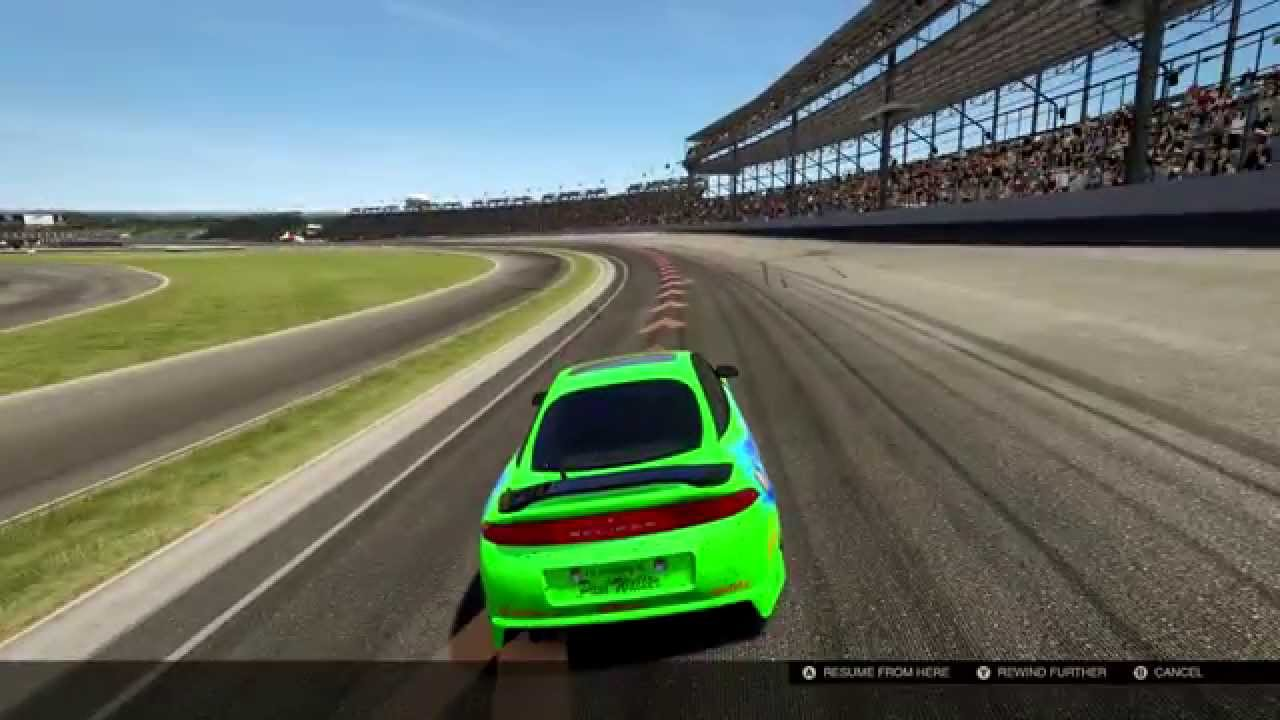Forza 5 - D Class Inianapolis Speedway - 95 Mitsubishi Eclipse Build and Tune - YouTube