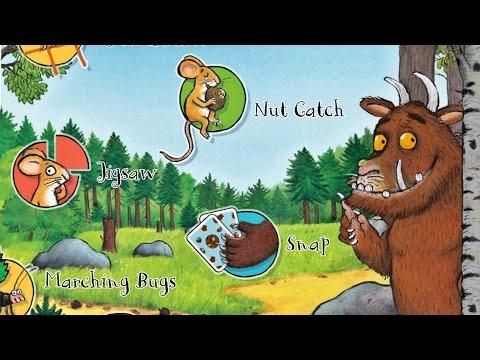 Der Grüffelo für iPad & iPhone - Die Grüffelo App für Kinder