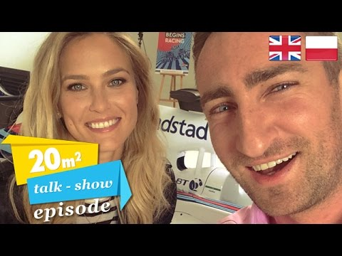(ENG/PL) Bar Refaeli, 20m2 talk-show, episode 164