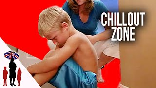 Angry Kids Use Chill Out Zone To Calm Down - Supernanny US