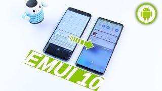 EMUI 10 (Android 10) vs EMUI 9: le novità su Huawei P30 Pro