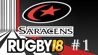 Video IT BEGINS NOW!! | RUGBY 18 SARACENS LEAGUE GAMEPLAY #1 | AVIVA PREMIERSHIP RUGBY download MP3, 3GP, MP4, WEBM, AVI, FLV Agustus 2018
