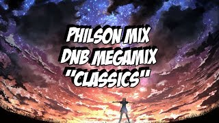 "3 HOURS DRUM and BASS MEGAMIX ""Classics"""