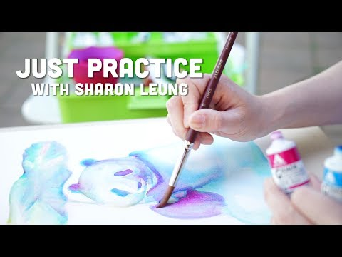 Just Practice with Sharon Leung