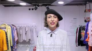 Interview with FATIMA ROPERO | Milan Fashion Club