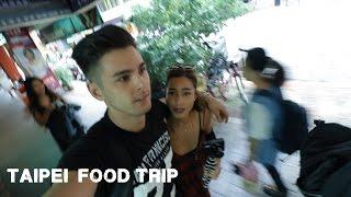 Taipei food trip (exploring Taiwan)