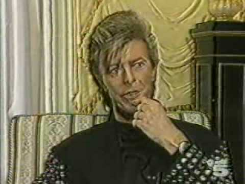 Kay Rush - Interview with David Bowie (part 2)