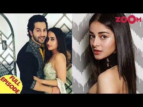 Natasha Dalal opens up about love story with Varun Dhawan | Ananya Panday gets trolled & more Mp3