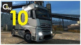 🔴 Euro Truck Simulator 2 : Carrière FR #10 - BUG WTF