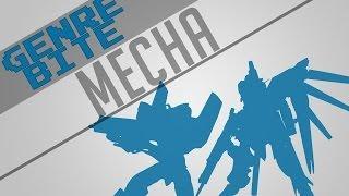 Anime - Genre Bite - Mecha Anime