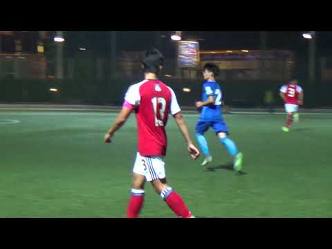 HKJC U16 Div 1league_ Kitchee vs South China _2nd half_20180316