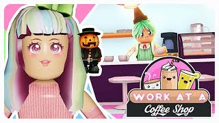 """🍕 SO EMPLOYEES AT COFFEE SHOP 🍕"" 