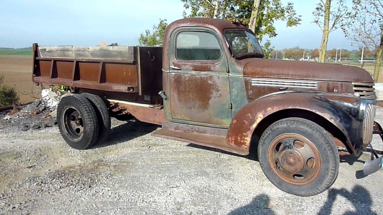 Heavy Duty Truck For Sale Ohio >> 1941 Chevy Truck For Sale | Autos Post