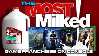 Who has The Most MILKED Games? Playstation or Xbox Exclusives? 4K60 Colteastwood