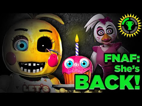 Game Theory: 3 NEW FNAF Security Breach Theories!