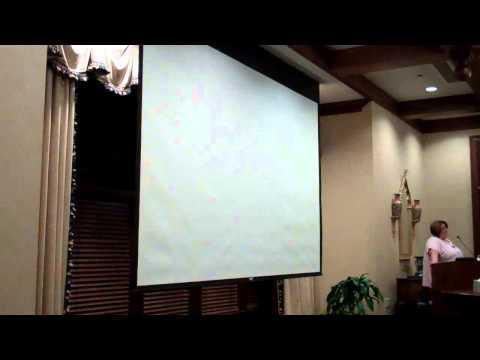 20141121 A Celebration of Life - John Whitman