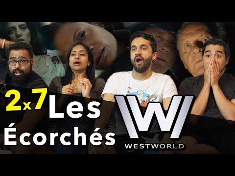 Westworld - 2x7 Les Écorchés - Group...