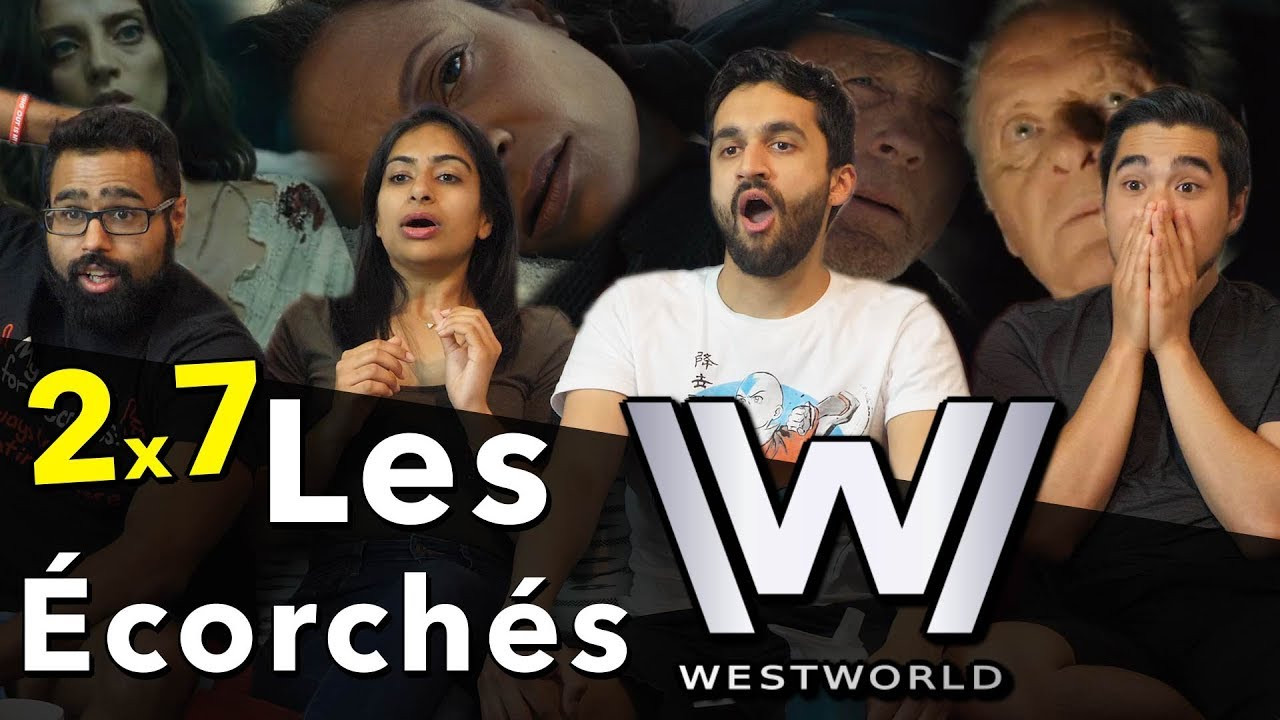 Download Westworld - 2x7 Les Écorchés - Group Reaction