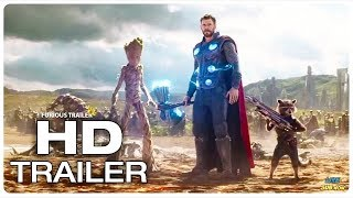Thor Arrives in Wakanda (HD) - Avengers Infinity War