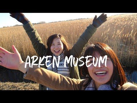 VLOG 5: COPENHAGEN | ARKEN MUSEUM | viajohanna