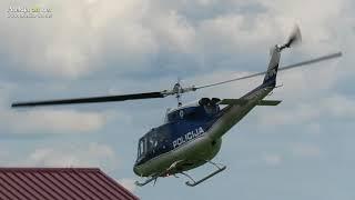 Helikopter HNMP v Gajševcih