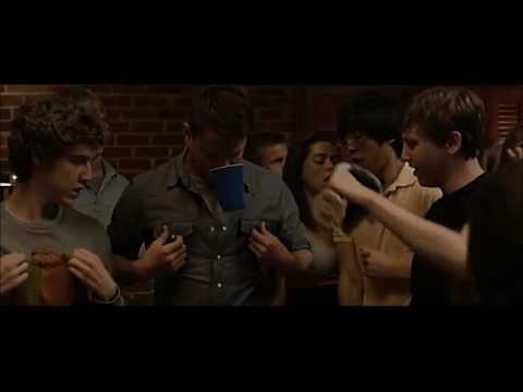 21 JUMP STREET [2012] Scene: House Party.