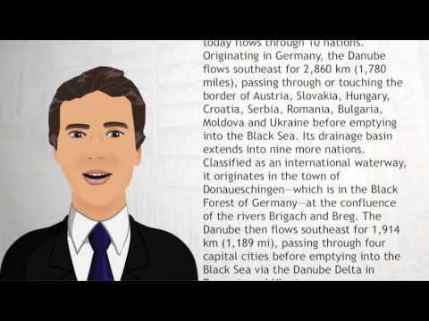 Danube - Wiki Videos