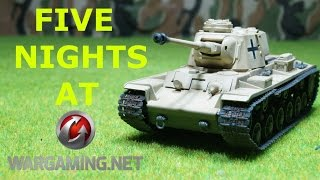 - Five Nights at Wargaming