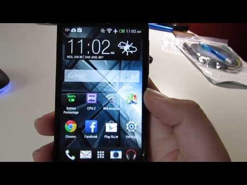 HTC One SV + Updates