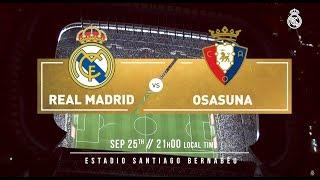 PREVIEW | Real Madrid 2-0 Osasuna