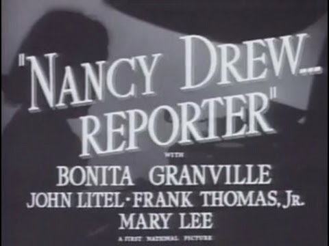 Nancy Drew... Reporter is listed (or ranked) 22 on the list The Best Movies of 1939