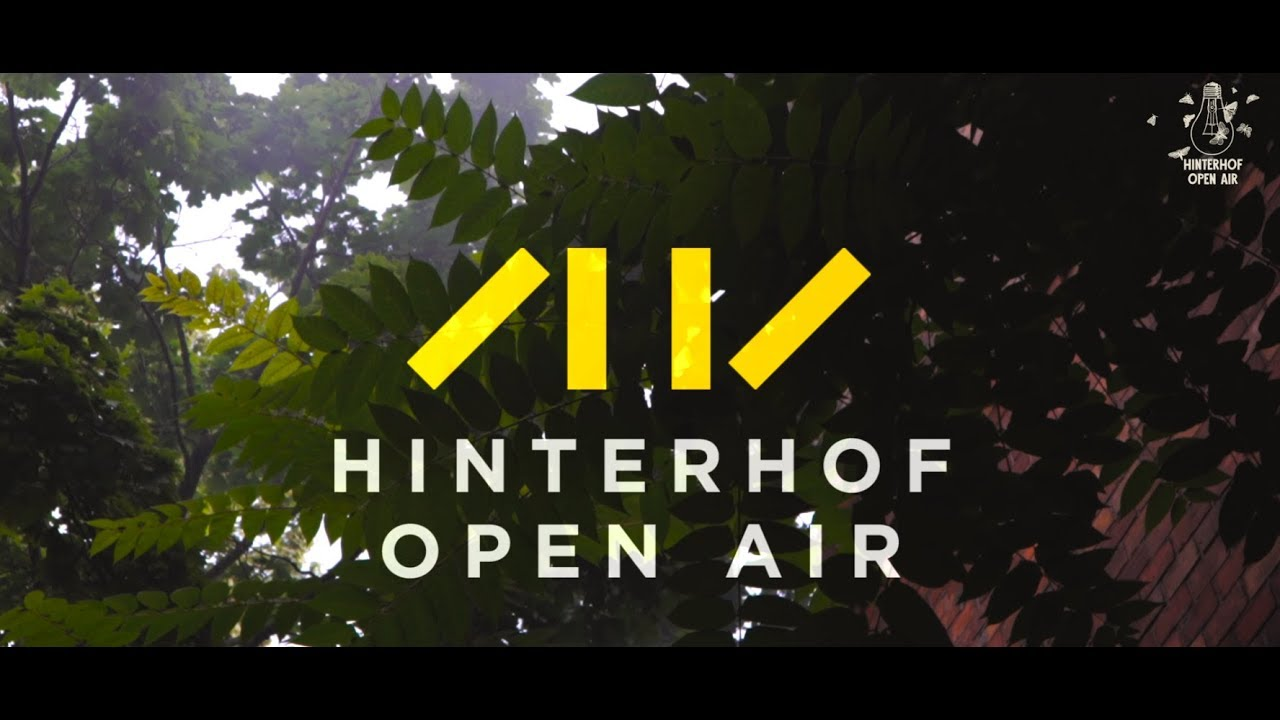 Kuz Hinterhof Open Air 2019 Official Aftermovie