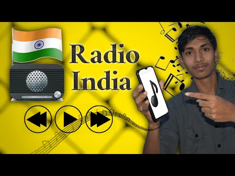 Listen Any FM RADIOS in your mobile | Best app to listen FM  | radio india #online_radio