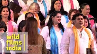 Rooh-Ah (Sharmila Livingston) by The Capital City Minstrels from Delhi