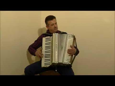 Polka z Ponidzia w wykonaniu Mirosława Bałagi - akordeonisty z Pińczowa