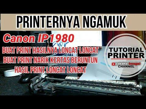 Cara Memperbaiki Printer Canon Yang Ngeroll Terus Cara Memperbaiki