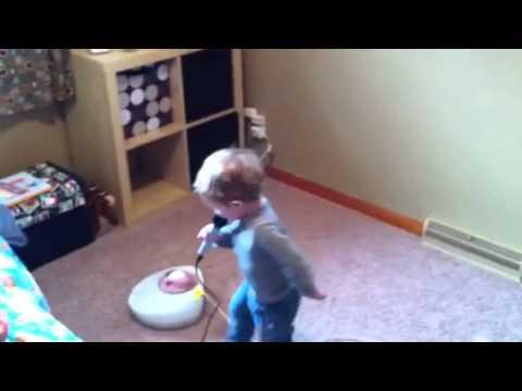 Carter and Christian on Karaoke
