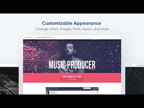 Sell Beats & Products - No Monthly Fees