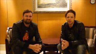Pendulum DJ Set & MC Verse message to 2013 World DJ Festival