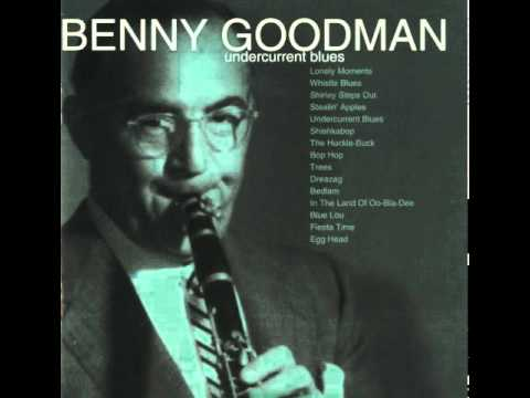Benny Goodman And His Orchestra - Undercurrent Blues (1949.02.10)
