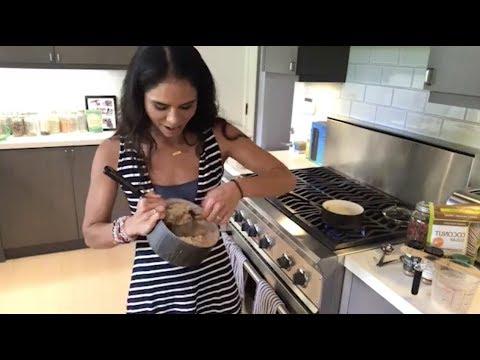 Payasam-Ayurvedic Porridge! [Kim Cooks Live + Q&A]