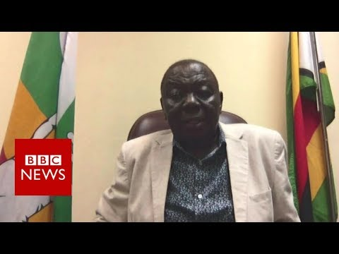 Tsvangirai 'hopeful' after Mugabe's resignation - BBC News