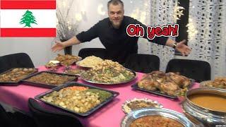 Svenskar testar Libanesisk iftar [ Chefs Of Sweden]