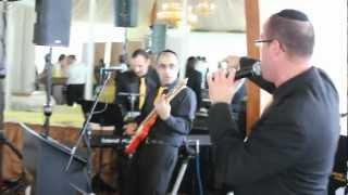 Jewish wedding music band Shir Soul - First Dance Set featuring Marcos Askenazi